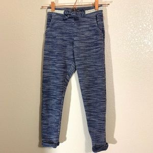 Lucky Brand Bottoms - Lucky Brand | Girls Blue Jogger Sweatpants Small